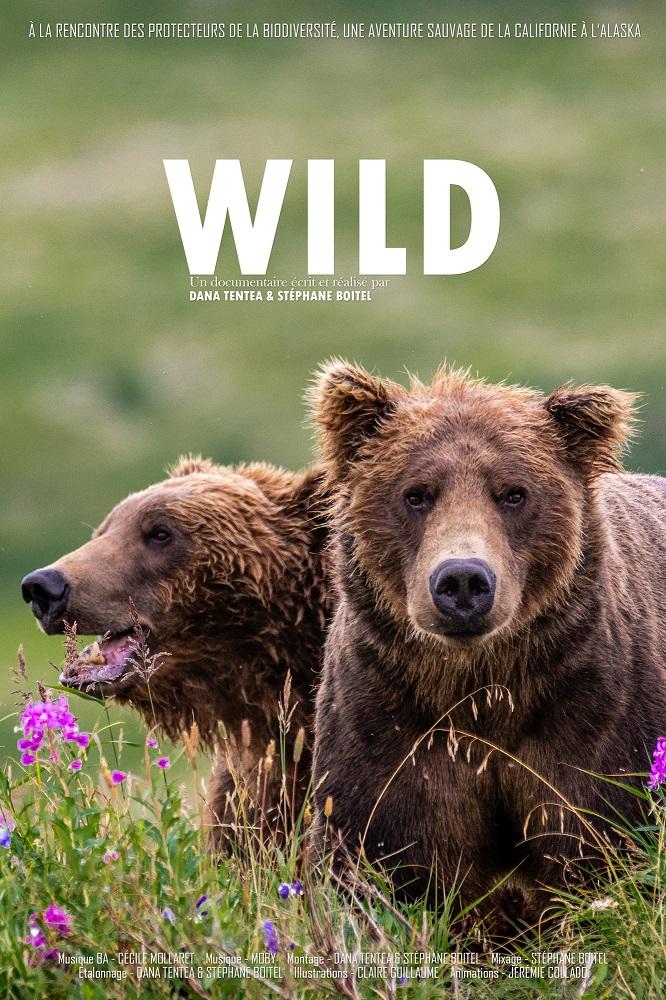 Affiche Wild Verticale